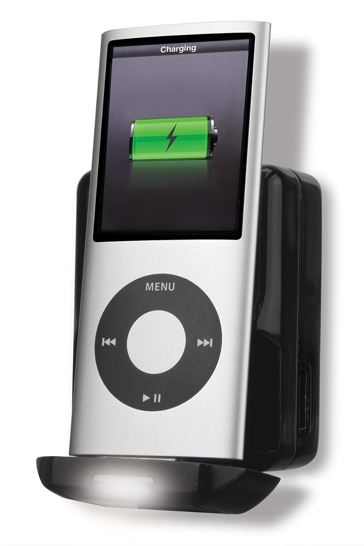 Фото Scosche reviveLITE iPod Home Charger with Nightlight scosche magicmount original magdmi автомобильный держатель для смартфона