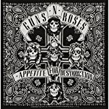 Guns N Roses Appetite Bandana Black
