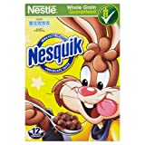 Nestle Nesquik Chocolate Cereal - 375g - Single Pack (375g x 1 Box) (Tamaño: 375g)
