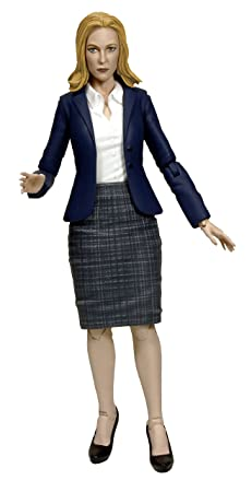 The X-Files Agent Dana Scully 7 inch Action