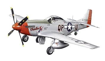 Tamiya - 60322 - Maquette - P-51D Mustang - Echelle 1/32