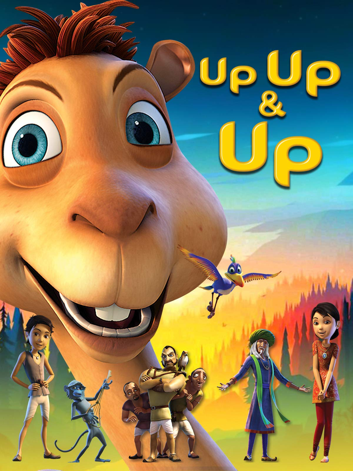 Up Up & Up on Amazon Prime Video UK