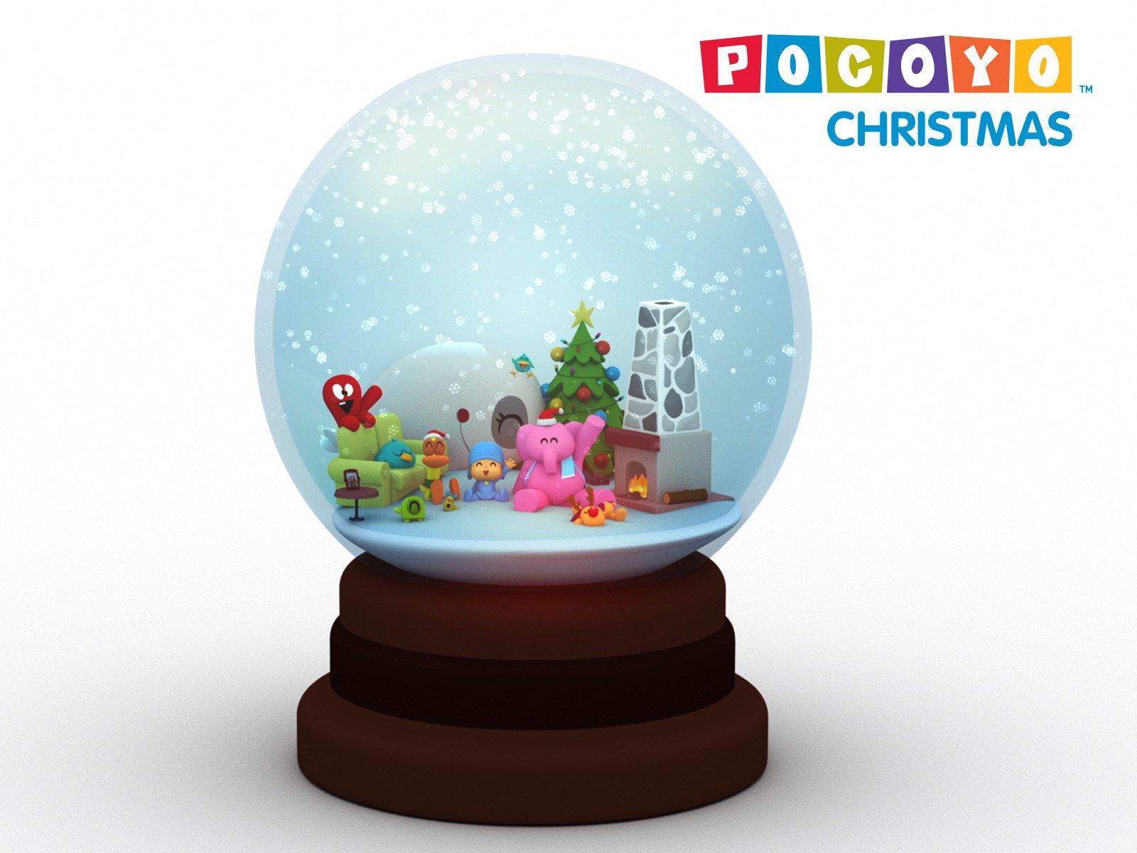 Pocoyo Christmas on Amazon Prime Video UK