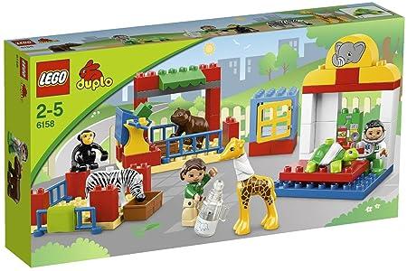 LEGO DUPLO LEGOville - 6158 - Jouet d'Eveil - La Clinique Vétérinaire