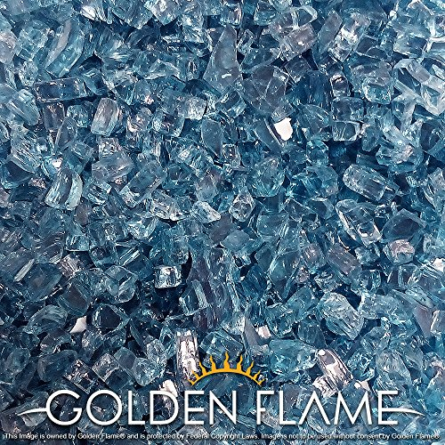 Golden Flame Resort Model 40 000 Btu Glass Tube Pyramid