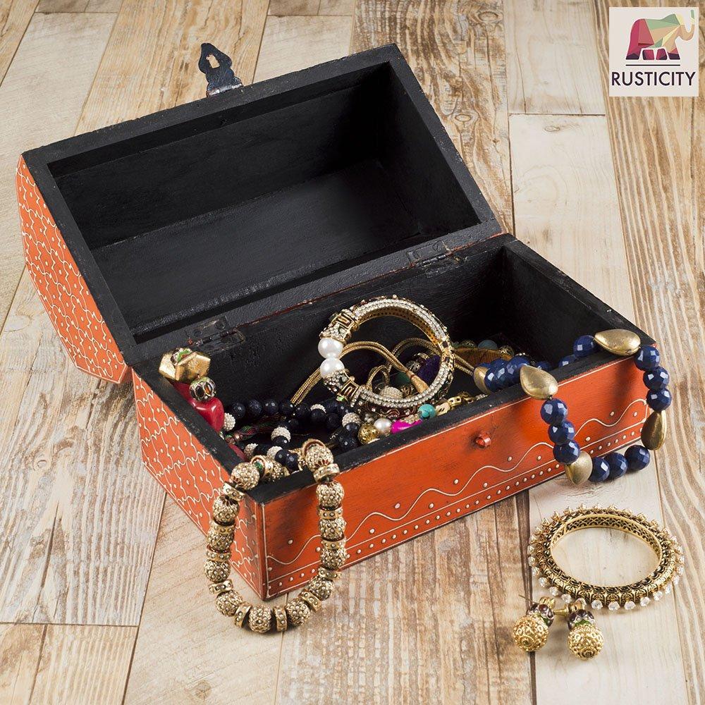 Rusticity Decorative Box Jewelry