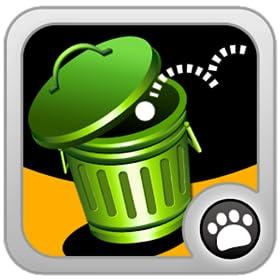 アプリまとめてゴミ箱ポイ