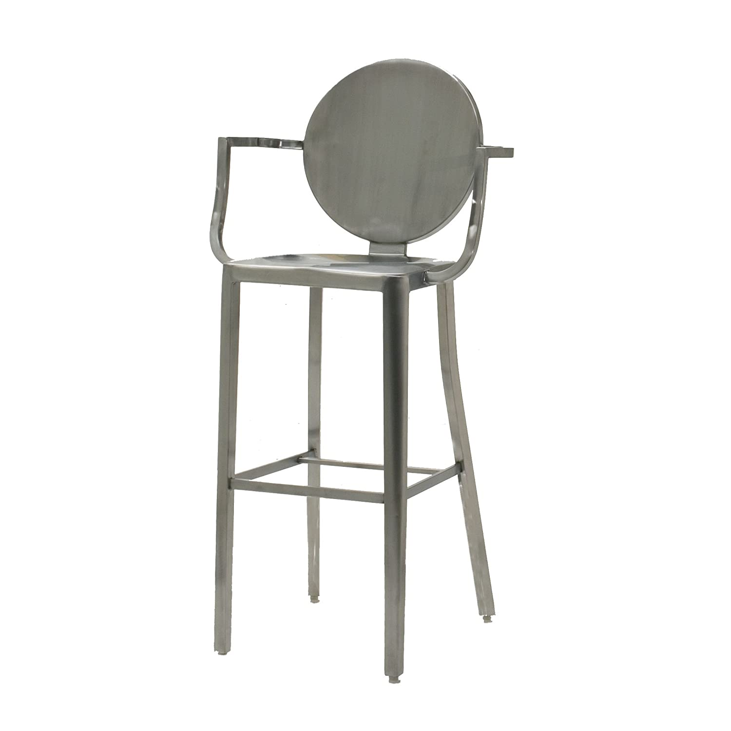 Stainless Steel Bar Stools Webnuggetz Com