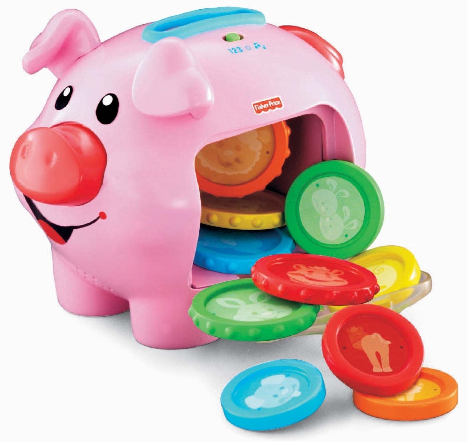 Fisher-Price Laugh and Learn Learning Piggy Bank