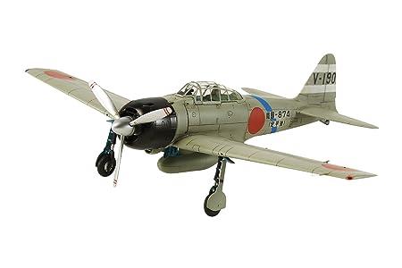 Tamiya - 60784 - Maquette - Aviation - Mitsubishi A6m3 Zéro 32
