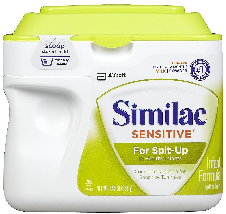 Similac For Spit-Up 美国雅培1段防吐奶敏感配方奶粉1.41 磅 .3 - 第1张  | 淘她喜欢
