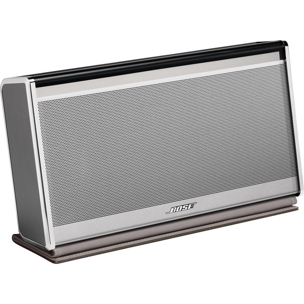 buy bose soundlink bluetooth mobile speaker ii leather review child3y. Black Bedroom Furniture Sets. Home Design Ideas