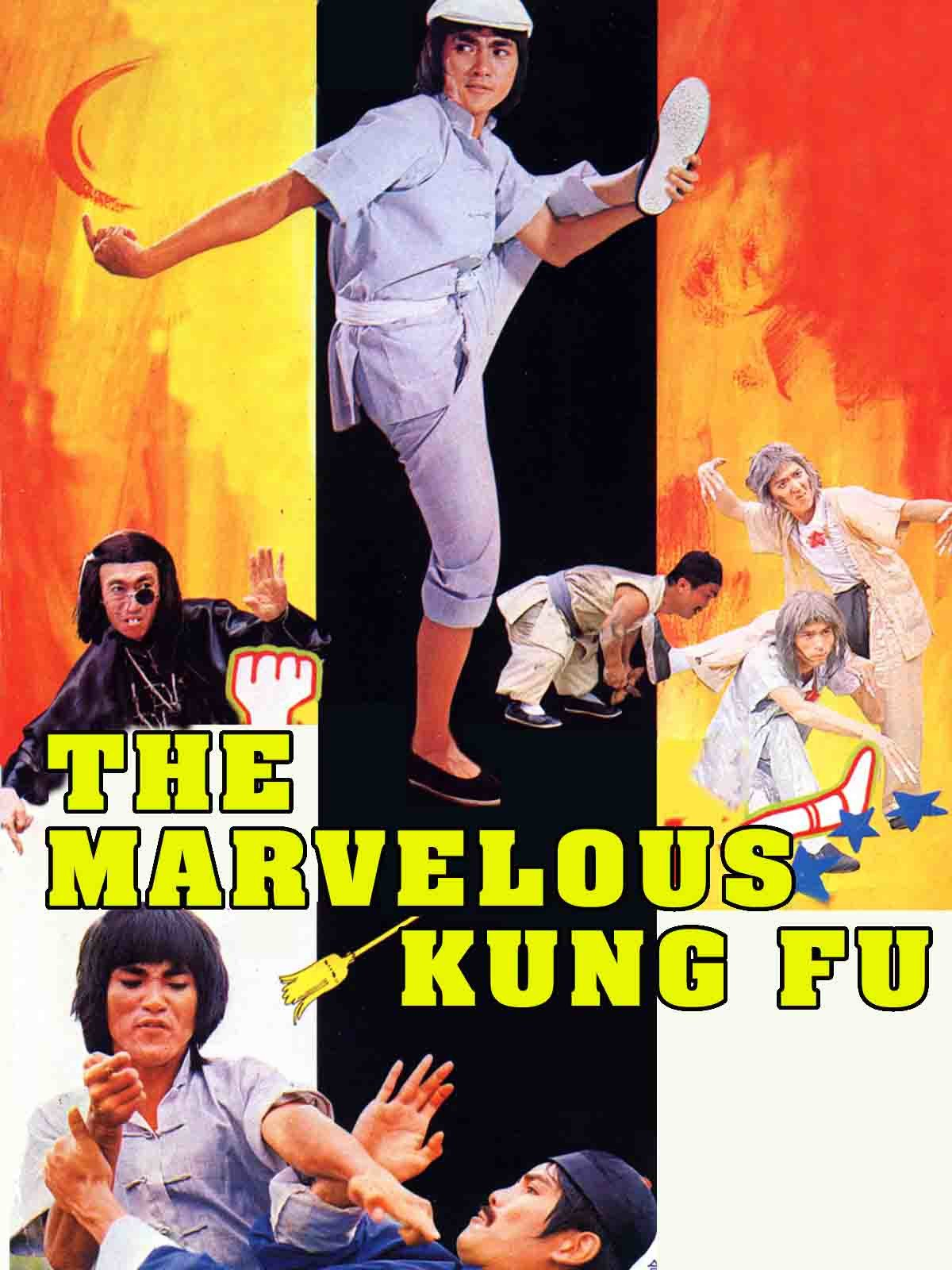 The Marvelous Kung Fu