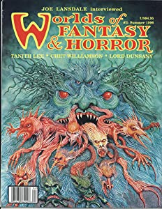 Worlds of Fantasy & Horror #3 (Summer 1996) by Darrell Schweitzer, Chet Williamson and Joe R. Lansdale
