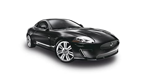 Jamara - 403955 - Maquette - Voiture - Jaguar Xkr - Noir - 3 Pièces