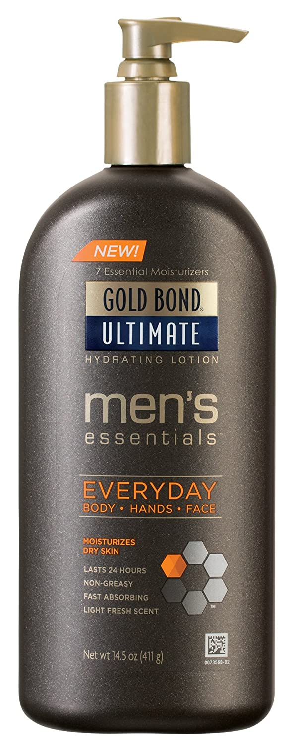 Gold Bond Men's Everyday Essentials Lotion, 14.5 Ounce at Sears.com