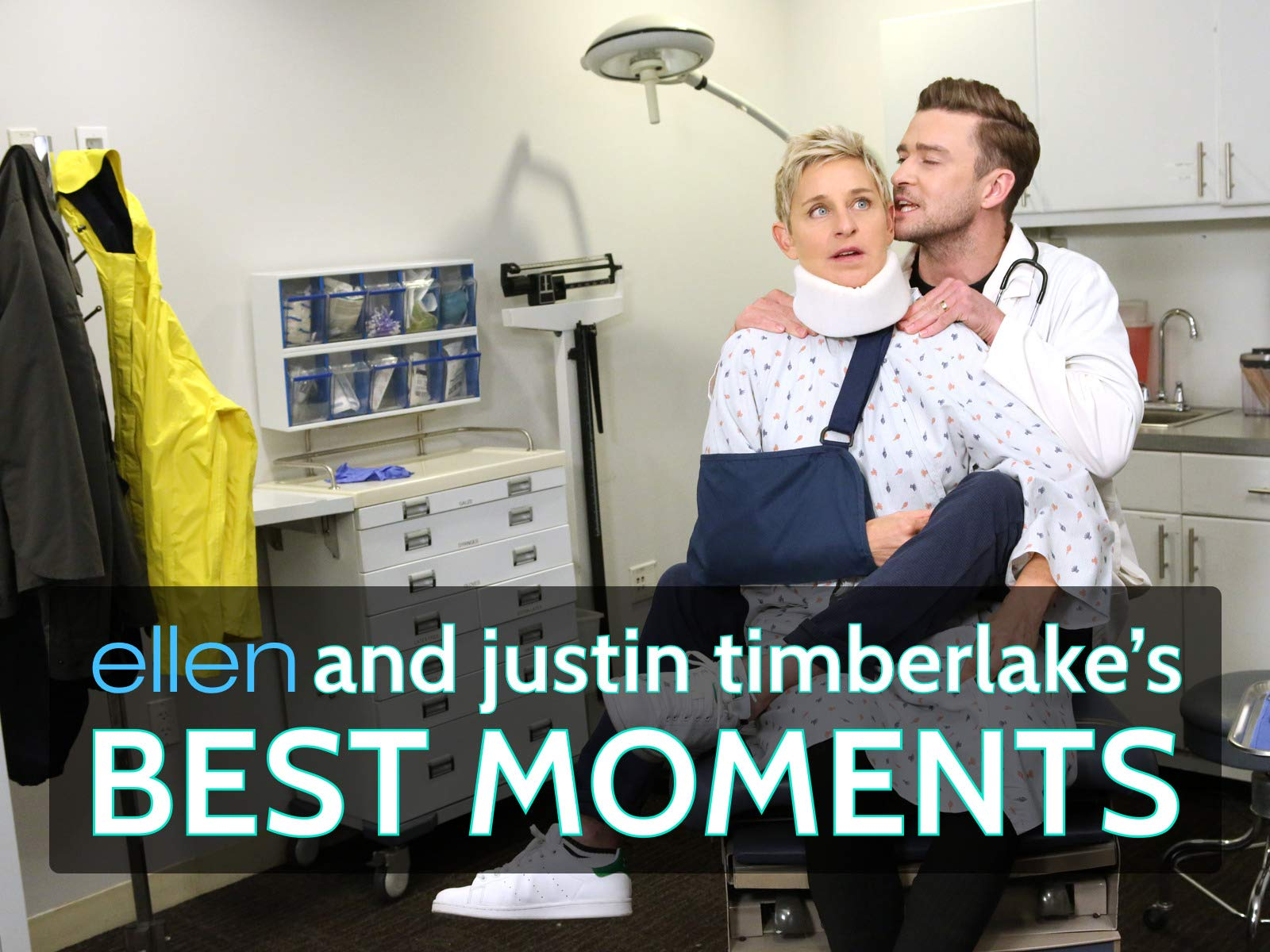 Ellen and Justin Timberlake's Best Moments - Season 1