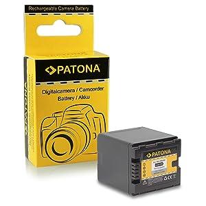 M&L Mobiles®   Batería de primera calidad como Panasonic VW-VBN260 con Infochip · 100% compatible con Panasonic HDC-TM900   HDC-HS900   HDC-SD900   HDC-SD800 - Electrónica - Comentarios de clientes y más información