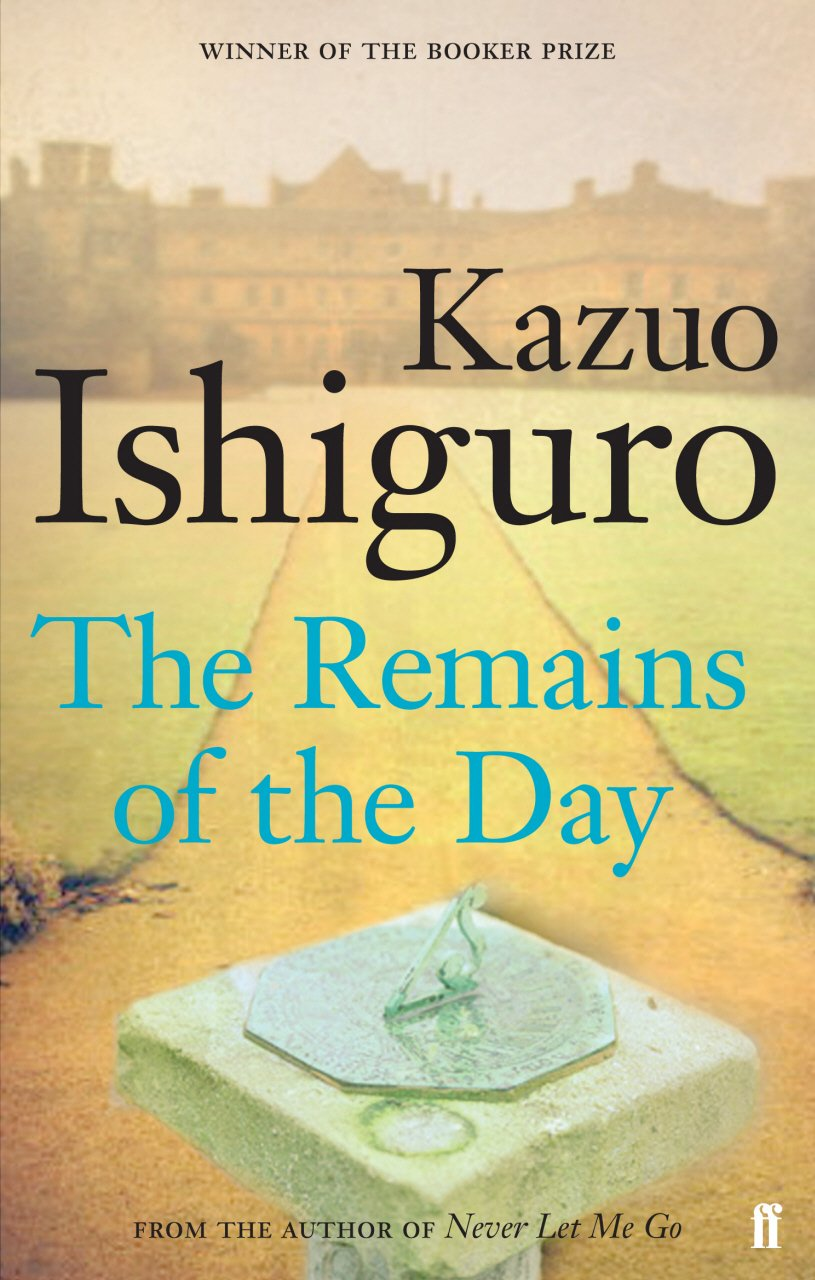 Buy THE REMAINS OF THE DAY by Kazuo Ishiguro