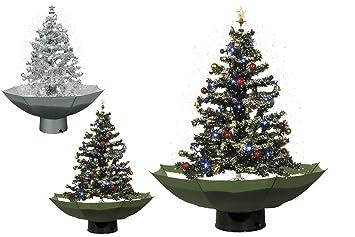 weihnachtsbaum mit schneefall 75cm schneiender. Black Bedroom Furniture Sets. Home Design Ideas