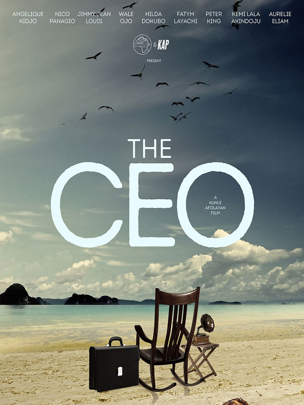 The CEO on Amazon Prime Instant Video UK