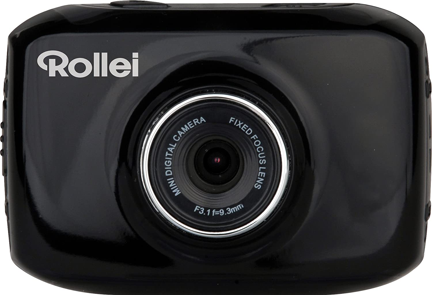 Rollei Youngstar, schwarz (Action-, Sport-