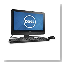Dell Inspiron 3048 i3048-4286BLK 20-Inch All-in-One Touchscreen Desktop Review