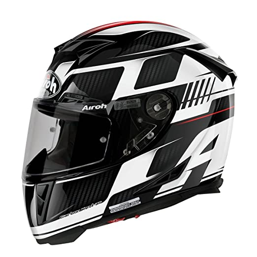 GPFR17 airoh casque de moto gP - 500-noir