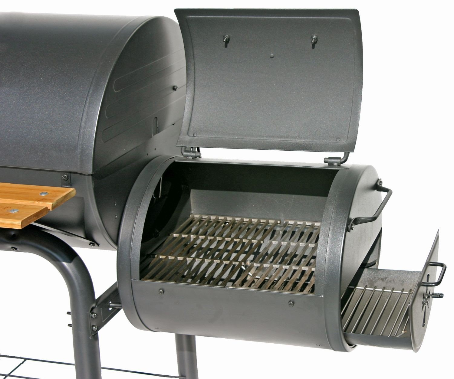 test smoker grill kleinster mobiler gasgrill. Black Bedroom Furniture Sets. Home Design Ideas
