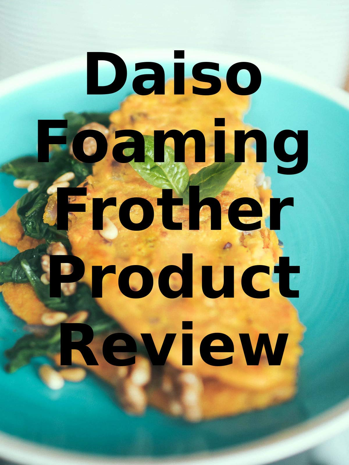Review: Daiso Foaming Frother Product Review on Amazon Prime Video UK