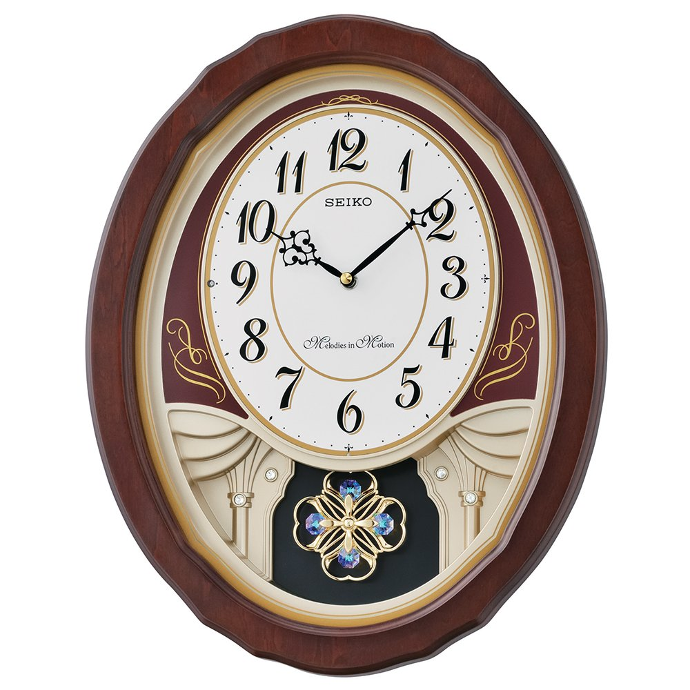 Seiko Quartz Shelf Clock  image