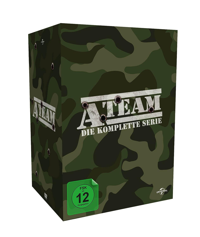 A-Team Komplettbox