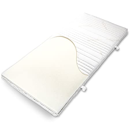 Ravensberger THERMO LUX VISCO 80 Auflage Topper EUROFOAM VISCO RG 80 (50-110 kg) Medicott-SG 180x200