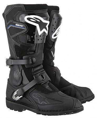 Alpinestars - Bottes moto Alpinestars TOUCAN GORE-TEX® - Taille: 44 - Couleur: Noir