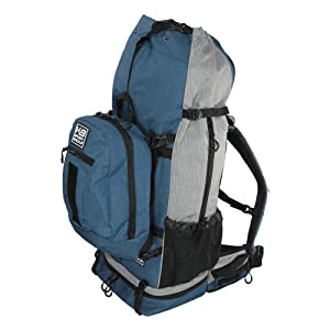 K9 Sport Sack | Dog Carrier Backpack for Small and Medium Pets | Front Facing Adjustable Pack with Storage Bag | Fully Ventilated | Veterinarian Approved (XX-Large, Rover - Blue) (Color: Rover - XX-Large / Blue, Tamaño: XX-Large)