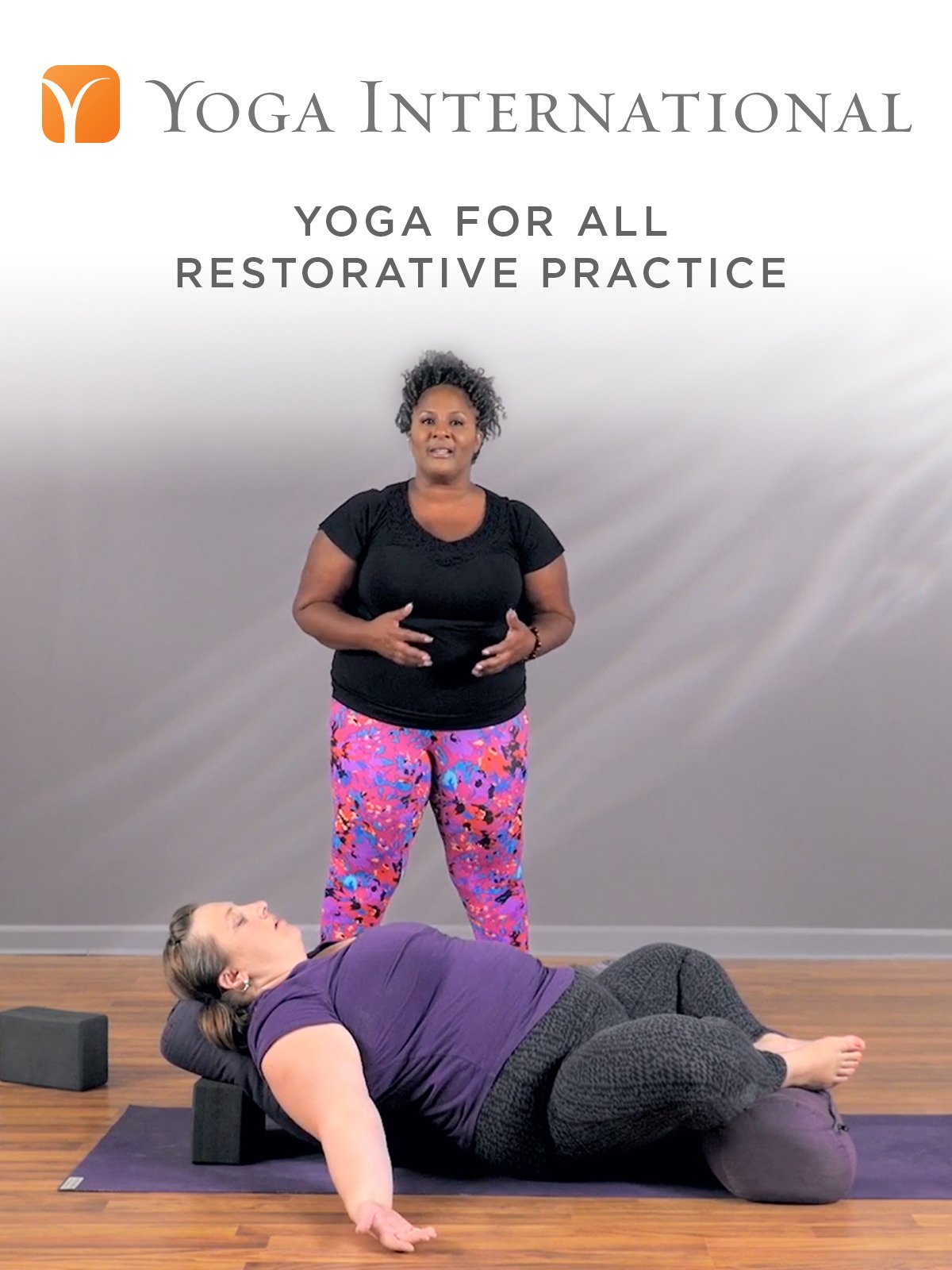 Yoga for All Restorative Practice