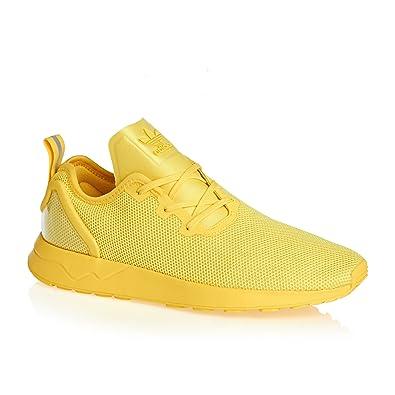 zx flux yellow