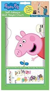 Fun4Walls - Registro de altura adhesivo para pared, diseño de Peppa Pig   Comentarios