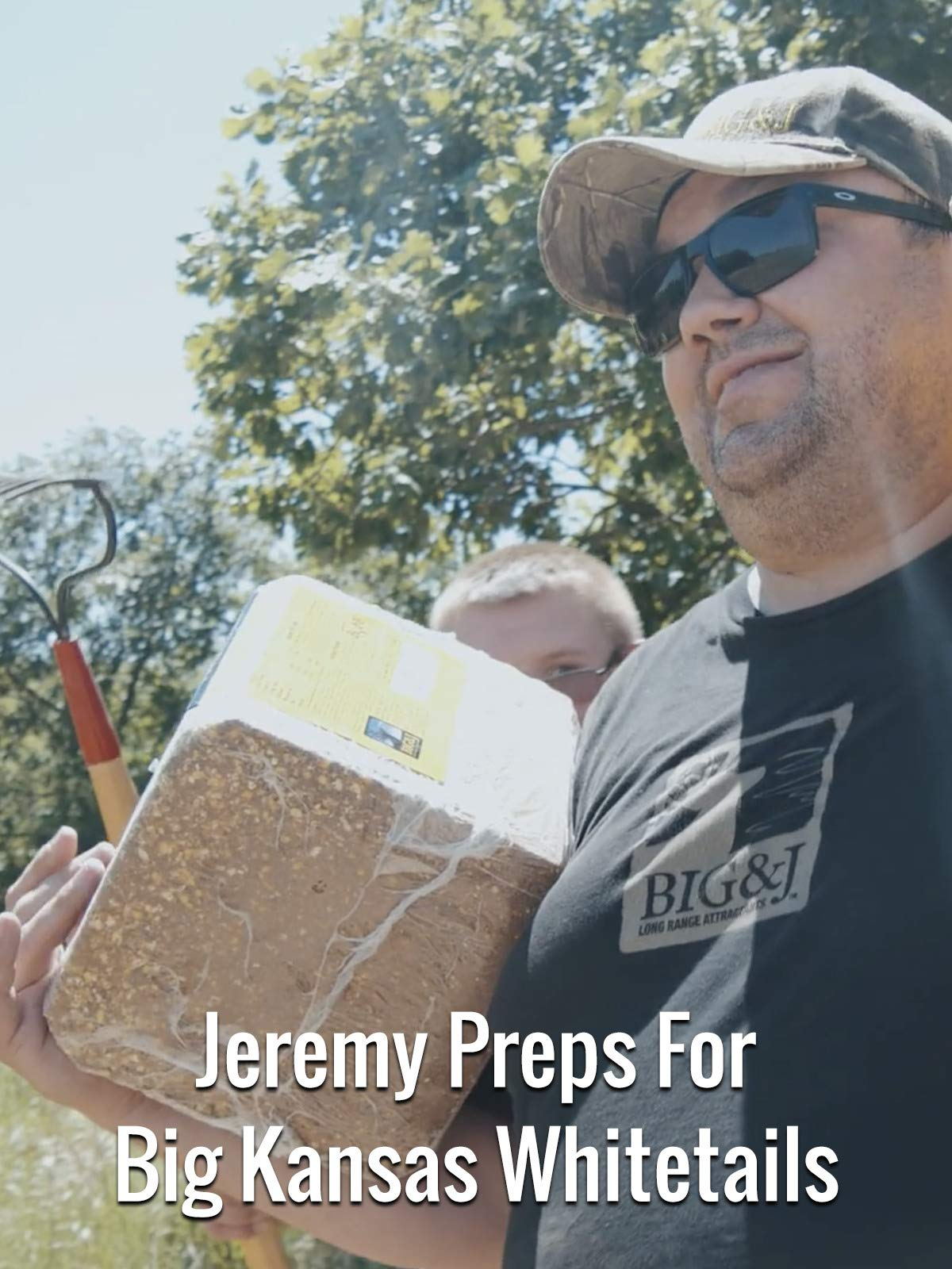 Jeremy Preps For Big Kansas Whitetails on Amazon Prime Video UK