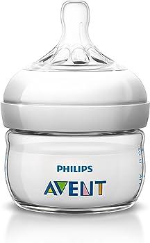 2-Pk. Philips AVENT Natural BPA Free Polypropylene Bottle