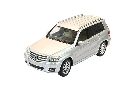 Jamara - 403907 - Maquette - Voiture - Mercedes-benz Glk-class - Argent - 3 Pièces