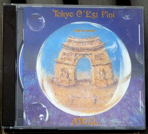 Atoll - Tokyo C'est Fini (Live In Japan)