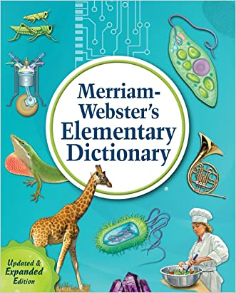 Merriam-Webster's Elementary Dictionary written by Merriam-Webster
