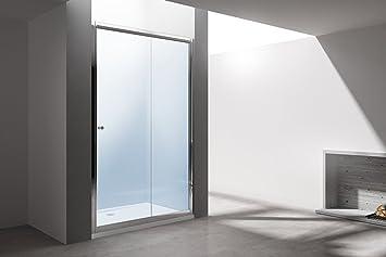 Porte de douche coulissante coulissante paroi de douche pare douche verre - Pare douche coulissante ...