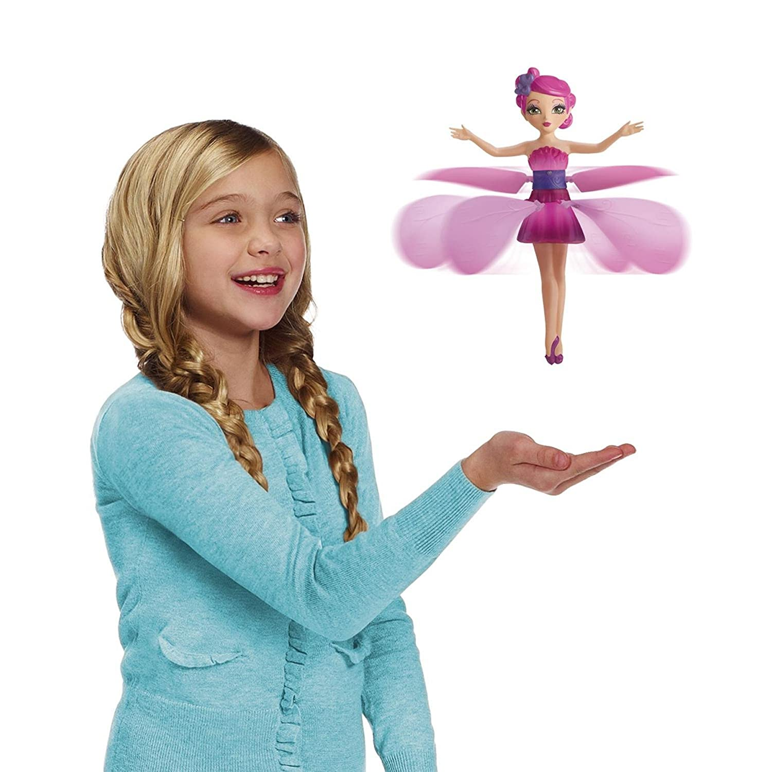 Flutterbye Flying Fairy