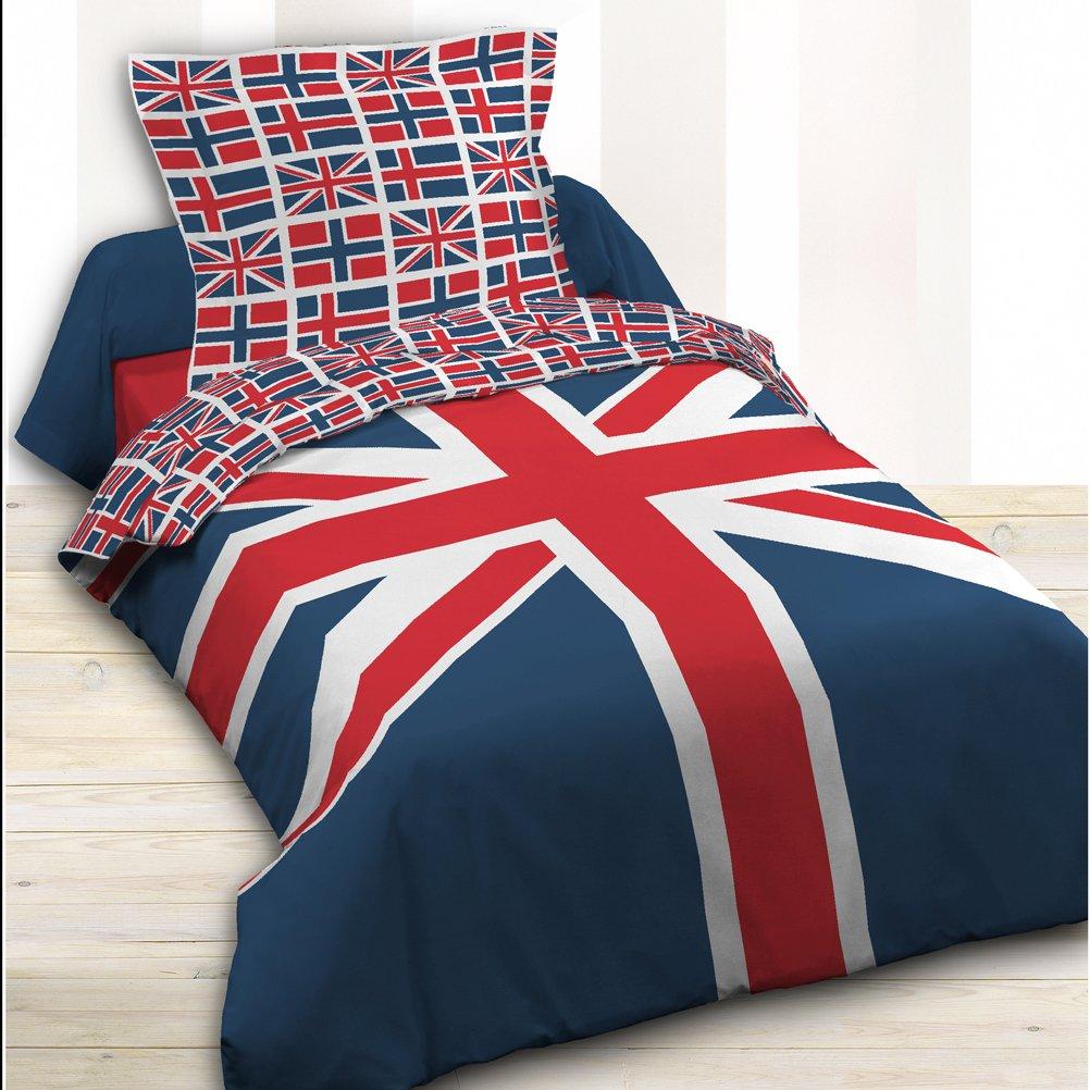 housse couette union jack. Black Bedroom Furniture Sets. Home Design Ideas