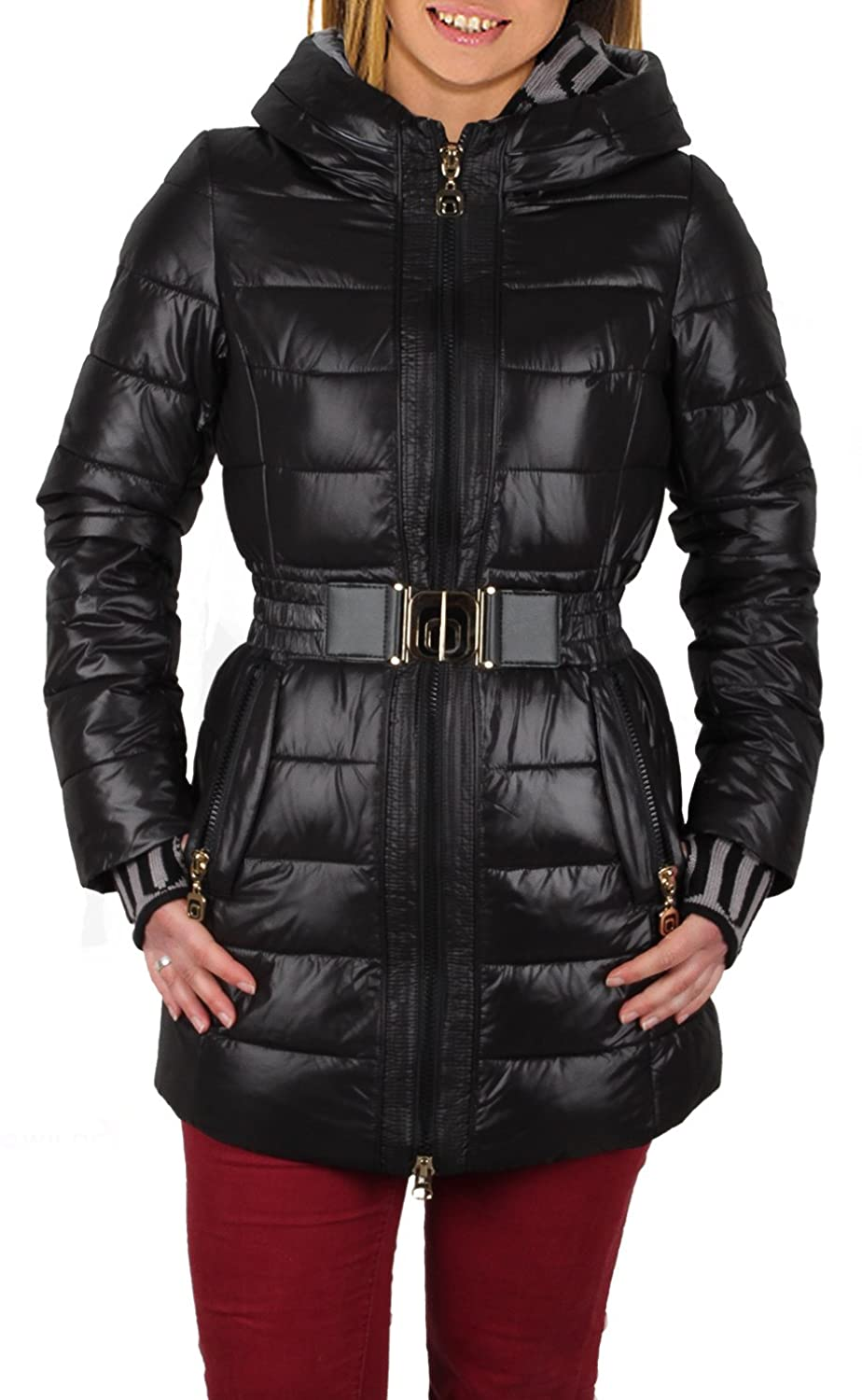 1389 Damen Wintermantel Winterjacke