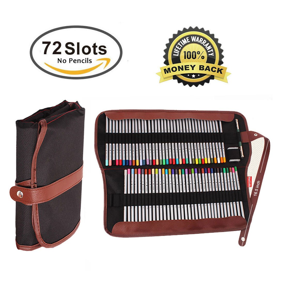 32acfeaf7e76 Top 10 Best Pencil Case Holders - Lists and Reviews 2019-2020 on ...