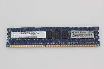 HP MEM 4GB PC3-10600 1Rx4