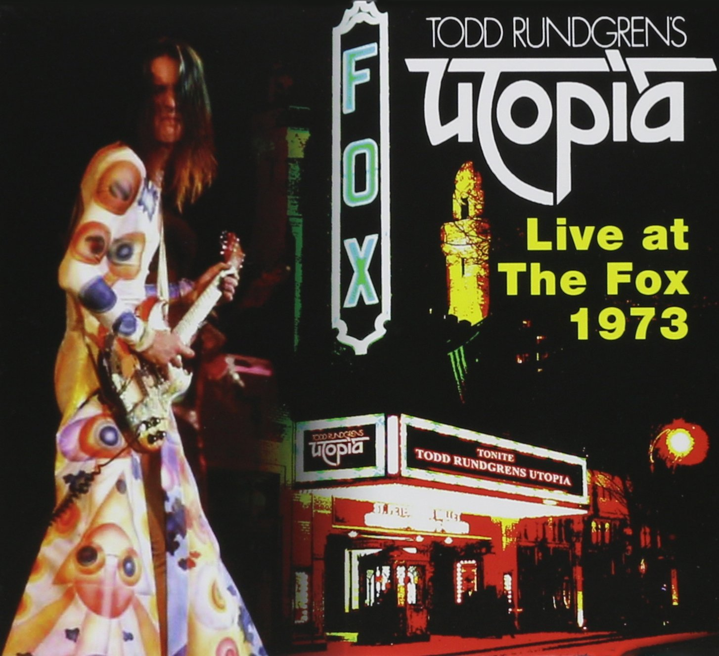 Live At The Fox 1973